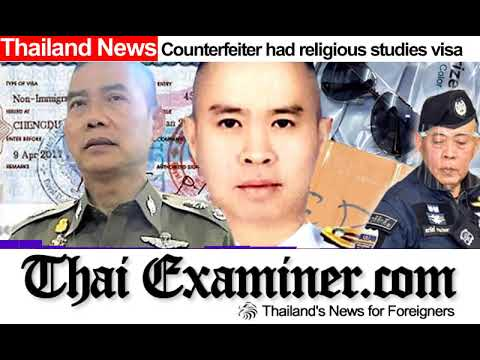 Chinese eyewear counterfeiter posed as Buddhist studies student to get a visa to live in Thailand