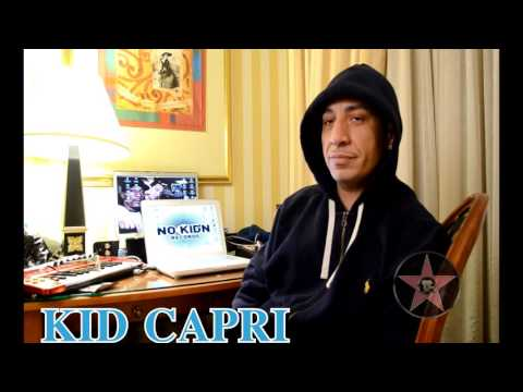 Exclusive Interview with KID CAPRI