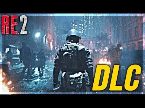 Resident Evil 2 Remake - Ghost Survivors DLC Analysed AB Scenarios?