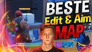 Beste Map zum Edit - Formation de visée à Fortnite! 💪