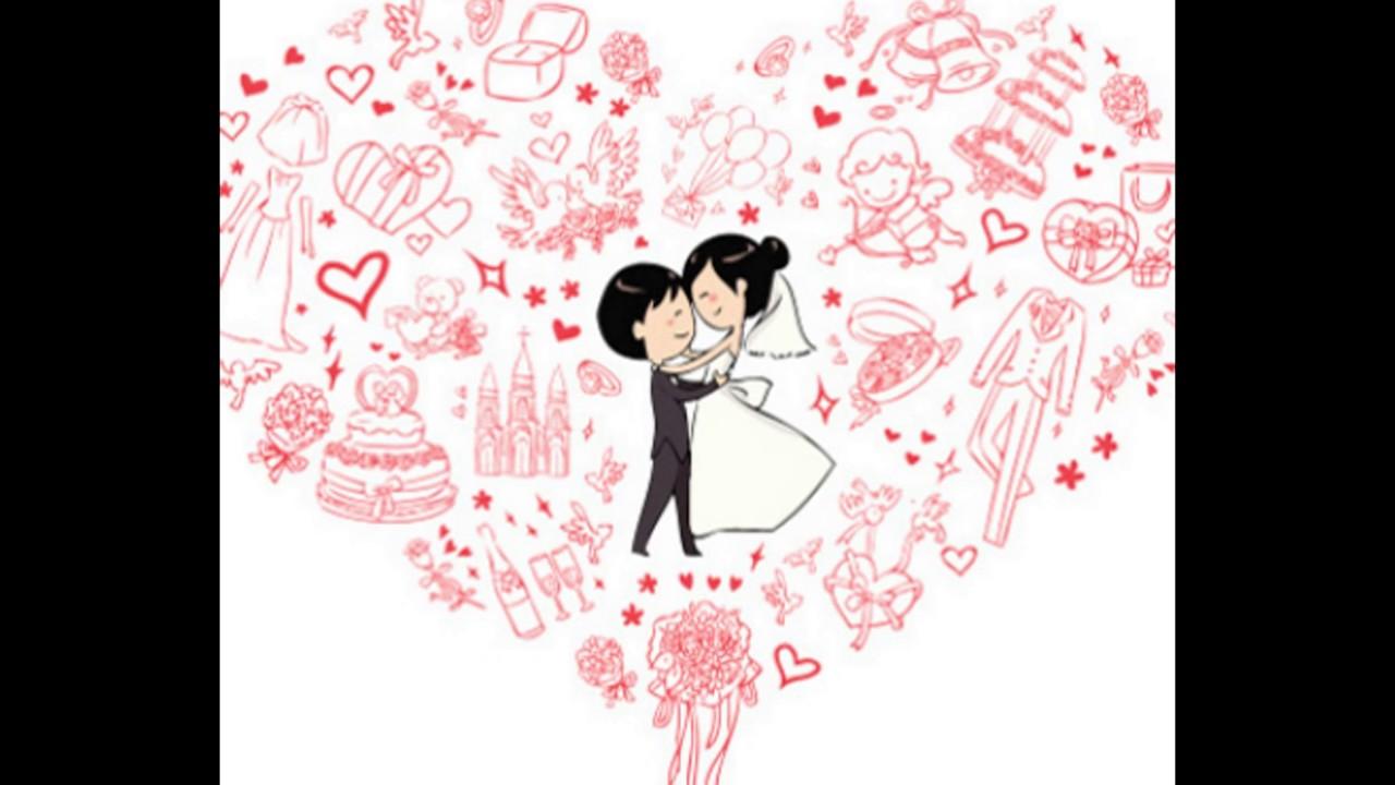 Massage for wedding day congratulation wedding card wishes YouTube