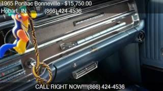 1965 Pontiac Bonneville  for sale in Hobart, IN 46342 at Hag