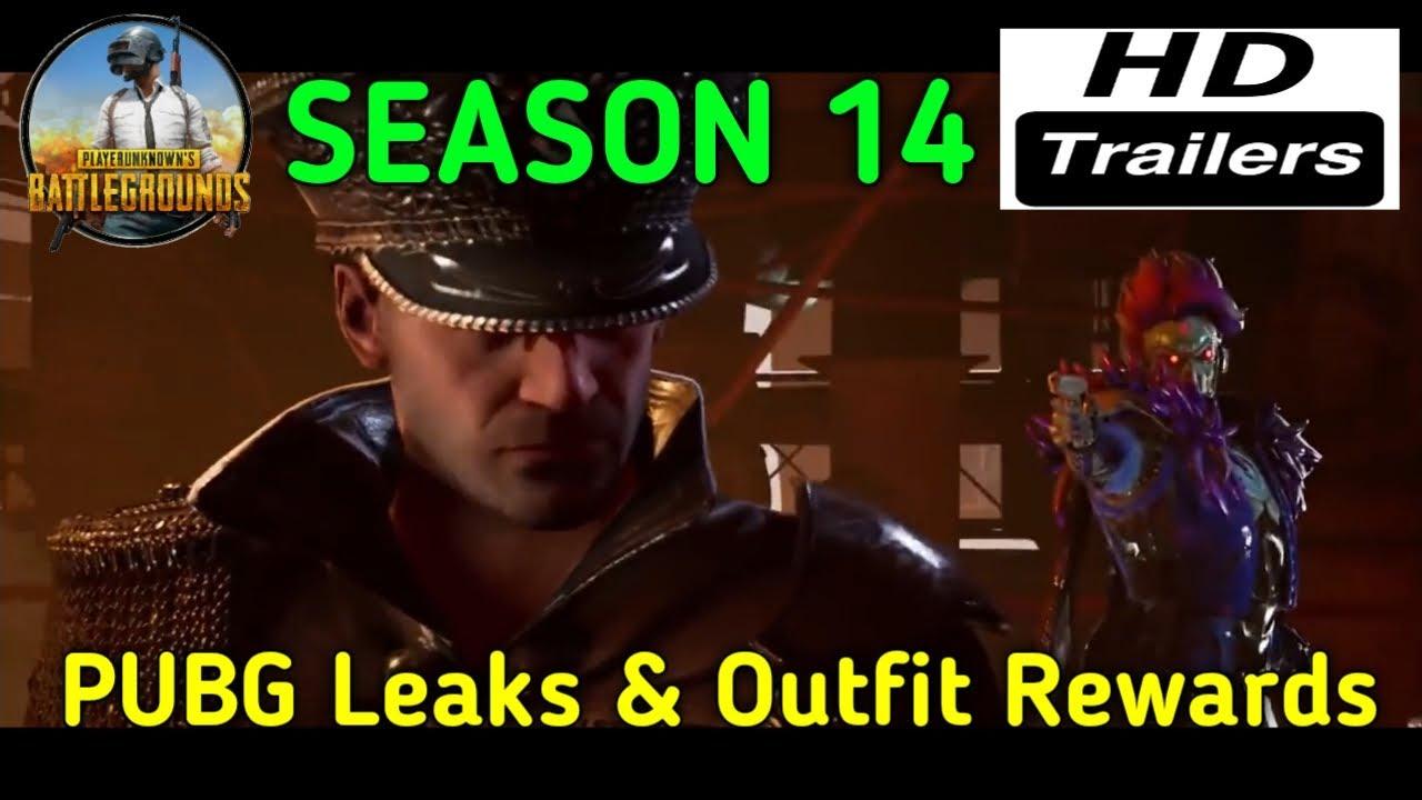 Season 14 Trailer Pubg Mobile | Season 14 Leaks Pubg RP Rewards