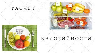 Как ЛЕГКО рассчитать калорийность ЛЮБЫХ готовых блюд
