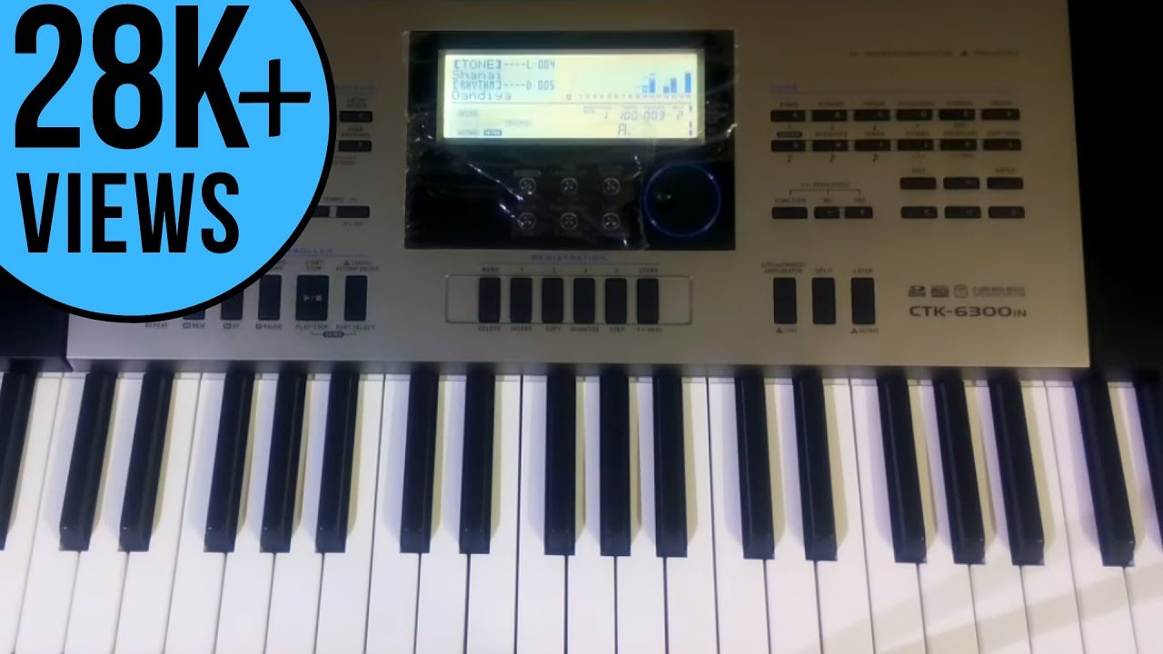 how-to-play-garba-filmy-songs-on-keyboard-bollywood-songs-part-1-acoustic-music-library