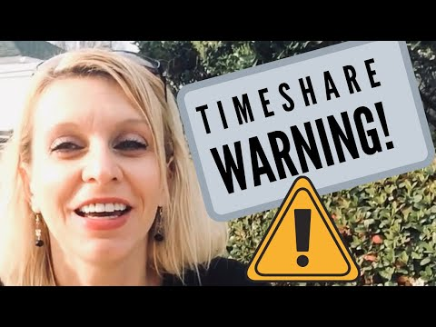 Watch this before going to a Timeshare Sales Presentation