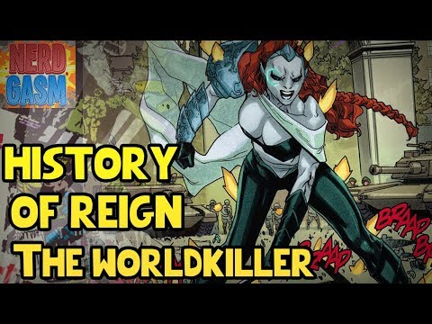 Who is Reign? (Dc Comics) Supergirl Season 3 - Character Explained