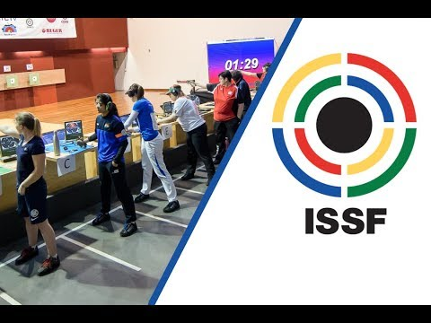 10m Air Pistol Women Final - 2018 ISSF World Cup in Guadalajara (MEX)