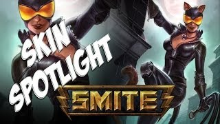 Smite - Skin Spotlights : Night Prowler Bastet
