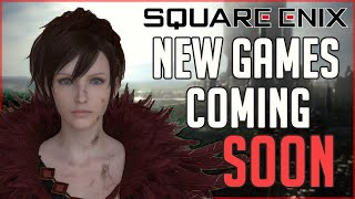 Square Enix Announcing New Games Soon | Final Fantasy 16?