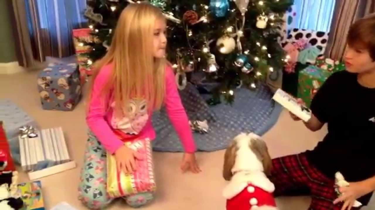 Christmas morning 2014-Part 2 - YouTube
