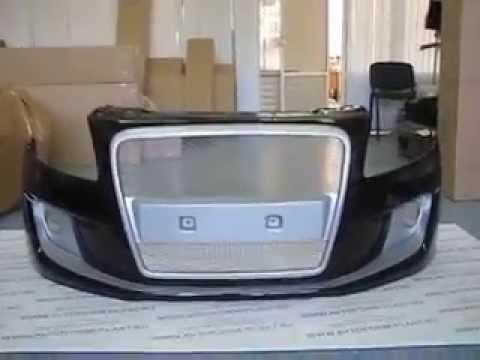 Задний бампер окрашенный в цвет для автомобиля лада гранта лифтбек ( норма/люкс) производства: ппи-завод.