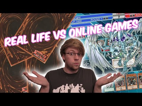 Real Life vs Online Platform - Which would you prefer?