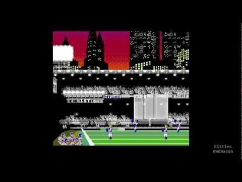 2013 TECMO SUPERBOWL!! BALTIMORE RAVENS VS SAN FRANCISCO 49ERS!!! COMMENTARY!
