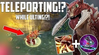 CAN YOU USE TELEPORT BOOTS WHILE ULTING WITH GRUMPJAW?!? VAINGLORY JUST GOT 10 TIMES BETTER! xD