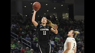 2019 NCAA Women's Basketball Tournament: Stanford falls in Elite Eight round as Notre Dame...
