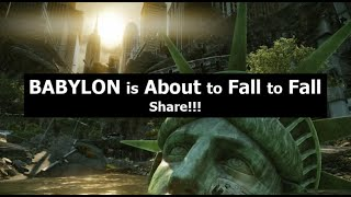Babylon Is About to Fall to Fall (share it)
