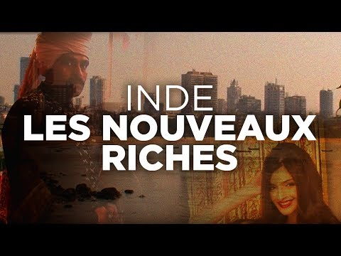 Inde : les nouveaux riches