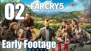 Far Cry 5 - Gameplay Preview Part 2