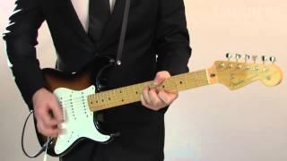 Fender American Vintage '56, '59 & '65 Stratocaster demo