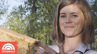 This Ex-CIA Operative Quit Her Job To Become A Beekeeper | TODAY Original