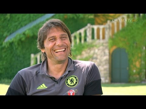 THE FULL FANS' INTERVIEW: Antonio Conte
