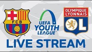 Barcelona vs. Lyon: UEFA Youth League LIVE!