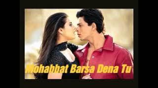 Baru!!! Lagu India Bikin Baper Mohabbat Barsa Dena Tu || Download Mp3 2018