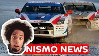 Stock Car Racing, Super GT, GT Academy, Driver Rivalry - NISMO TV NEWS Ep 9