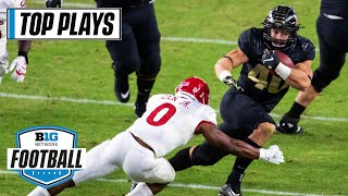 50 Of Purdue's Top Rushing Plays Of The 2020 Season   Big Ten Football