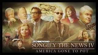 Repeat youtube video America Gone to Pot - Songify the News #4