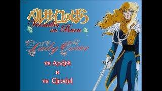 [🌹 Lady Oscar 🌹 - Duelli e Battaglie] 01 - vs Andrè e Victor Clément Florian F. de Girodel