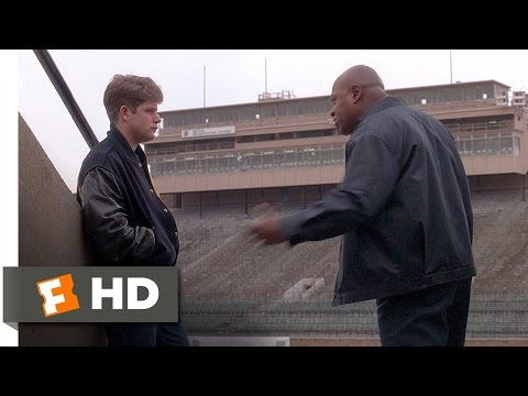 Rudy (4/8) Movie CLIP - Fortune's Truth (1993) HD