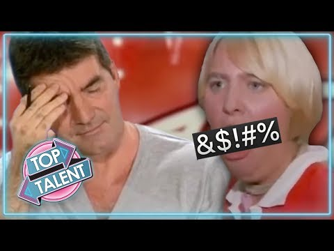 When Auditions GO WRONG On American Idol! | Top Talent