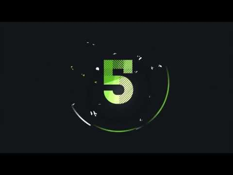 5 Second Countdown HD