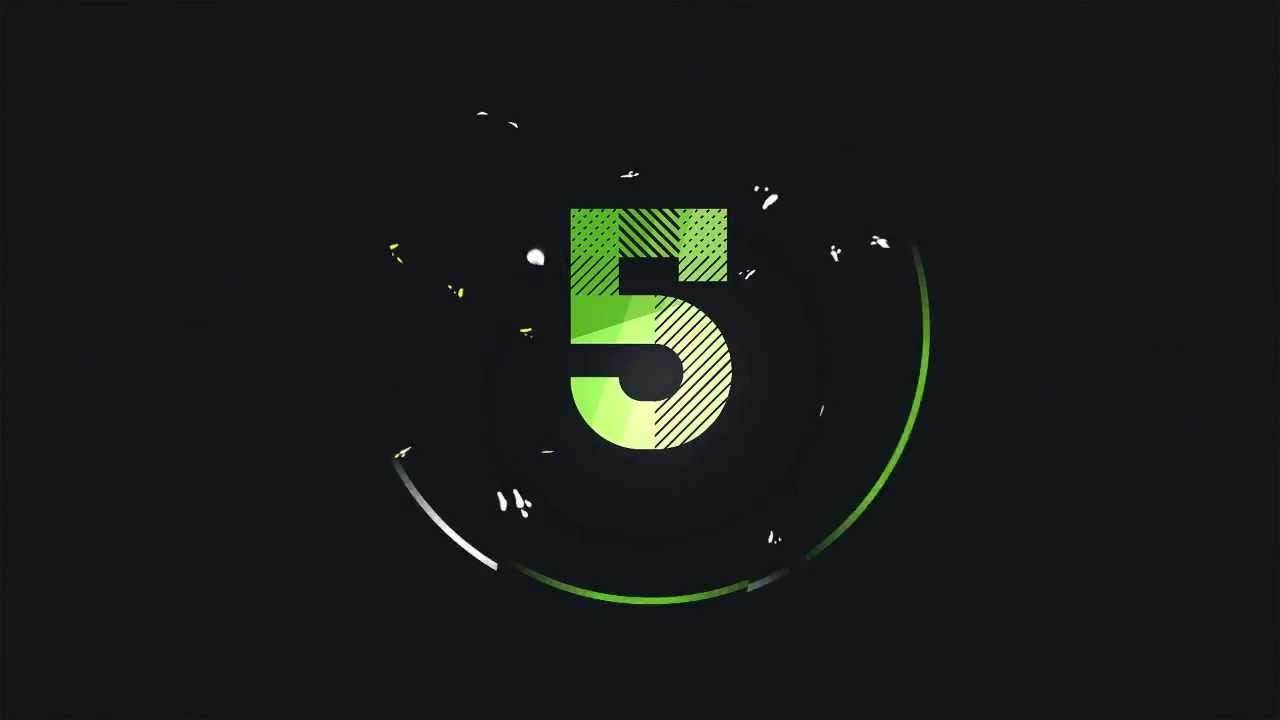 Download 5 Second Countdown HD