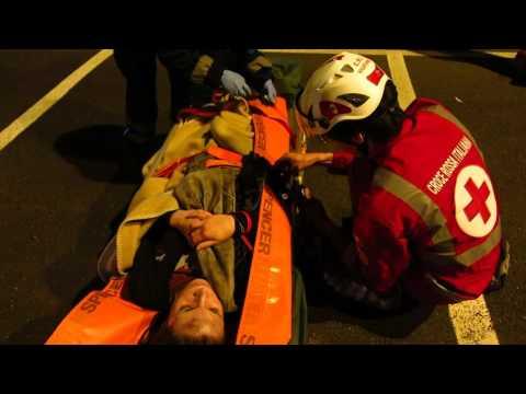 2016-06-04 h. 23.02 - Campo CRI di Parona 2016 (PV) - Esercitazione Maxi-Emergenza #8