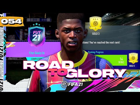 FIFA 21 ROAD TO GLORY #54 - CHEAP 50K PACK!!