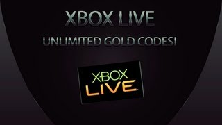 how to get unlimited xbox live 14 day gold membership codes free easy