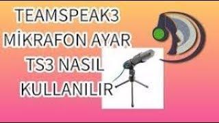 TeamSpeak3 BAS KONUS SORUNU %100 ÇÖZUM (2018)