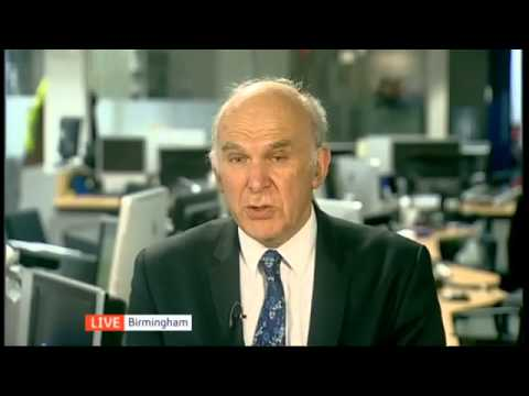 Vince Cable  Europe and Google