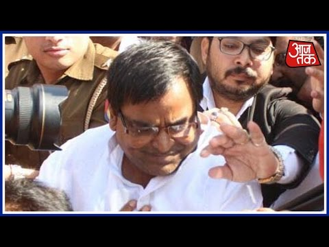 UP Minister Gayatri Prajapati Arrested, Sent to 14 day Judicial Custody