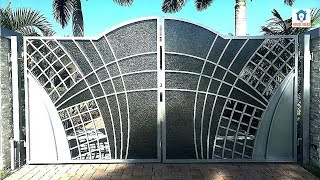 House front gate designs and Front gate design ideas   House Ideas