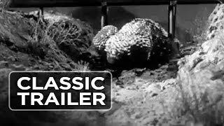 The Giant Gila Monster (1959) Official Trailer #1 - Monster Movie