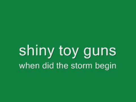 Youtube Shiny Toy Guns 71