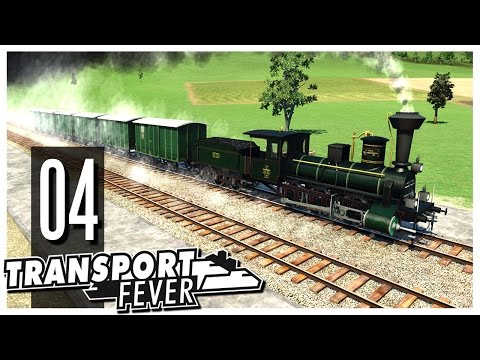 Transport Fever - S2 Ep.04 : Food Production!