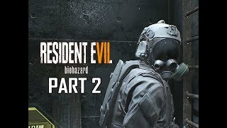 Resident Evil 7 Not A Hero Walkthrough Part 2 - Trip Wire (Let's Play Commentary)