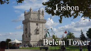 Portugal/Lisbon Belém Tower Part 10