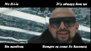 No lie sean paul lyrics Espanol