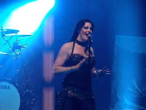 Nightwish 2013 live in Melbourne The Siren